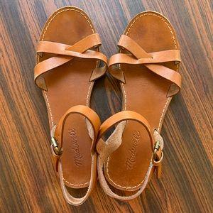 Madewell sandals 6